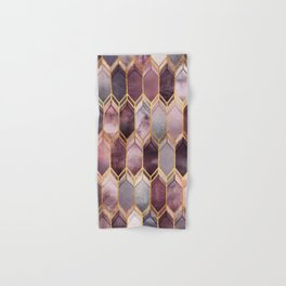 Dreamy Stained Glass 1 Hand & Bath Towel