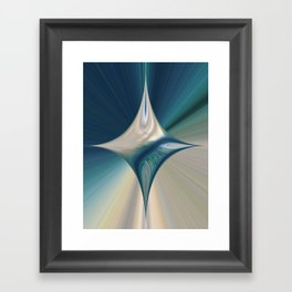 Star System Framed Art Print