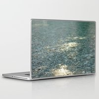 clear Laptop & iPad Skins featuring Clear by Françoise Reina