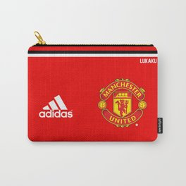 Lukaku Edition - Manchester United 2017/18 Carry-All Pouch