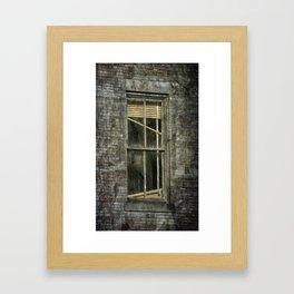 Blackspace 2 Framed Art Print