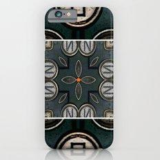 keystrokes 1 iPhone 6s Slim Case