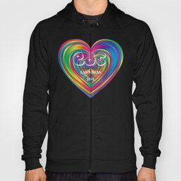 Electric Daisy Carnival Heart Hoody