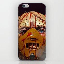 Tortured iPhone Skin