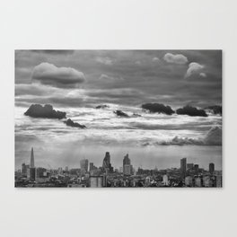 Between Two Worlds Canvas Print