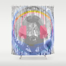 Oh, Jesus! Hands OFF! Shower Curtain
