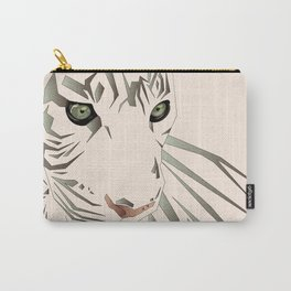 Tiger's Tranquility Carry-All Pouch
