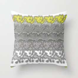 Topography Stripe Throw Pillow