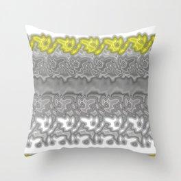 Topography Stripe Throw Pillow