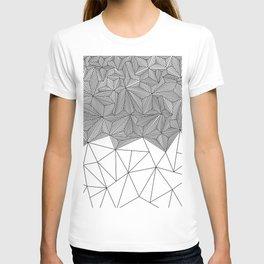 Digital Zentangle Incomplet Light T-shirt