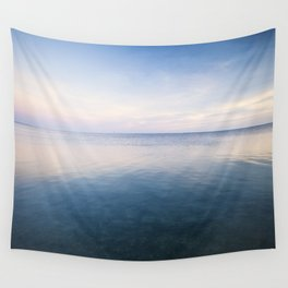 oh, Sea, how I love thee Wall Tapestry