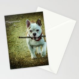 Happiness Is... Stationery Cards