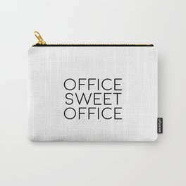 Gift For Boss Inspirational Print Wall Art Quotes For Wall PRINTABLE ART Office Desk Office Decor Carry-All Pouch