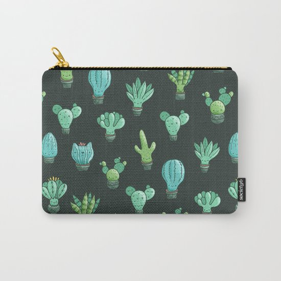 Funny cacti Carry-All Pouch