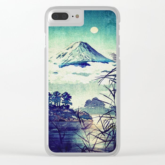 The Midnight Waking Clear iPhone Case