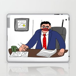 Gazillionaire Laptop & iPad Skin