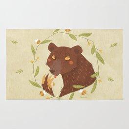 Whoops! - Bear - Rug
