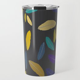Golden Fall Travel Mug