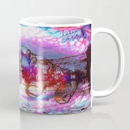 Always opened, always veillants the eyes of the soul Coffee Mug