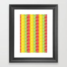 Colour Mix Framed Art Print