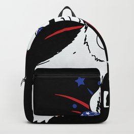 Patriotic Llamerica Alpaca Lllama Backpack
