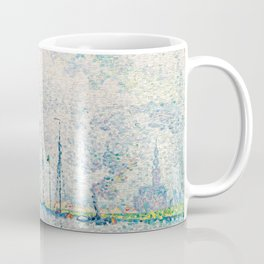 Paul Signac - Canal of Overschie Coffee Mug