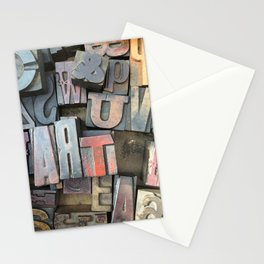 Art. Stationery Cards