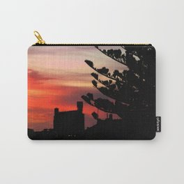 Sunrise at Port of Portland Carry-All Pouch