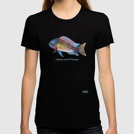 Tropheus Moorii Kasanga Rainbow Cichlid T-shirt
