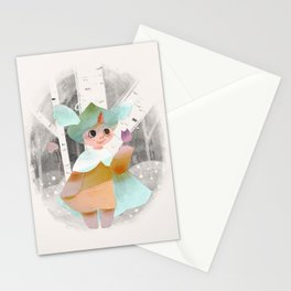 Happy To Be Here Stationery Cards