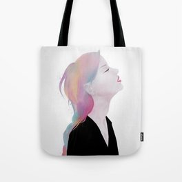 She claimed to be antique roses and lost dreams Tote Bag