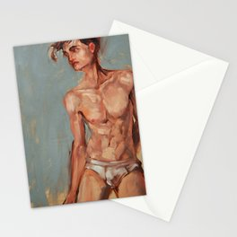 Brief 3 Stationery Cards