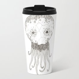 Cracked Octopus Travel Mug