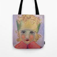 le petit prince Tote Bags featuring le petit prince by aycaemir