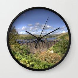 Elan Valley Reservoir Wall Clock