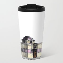 GALLERY SQUARE CHALET Travel Mug