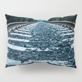 Railroad Pillow Sham