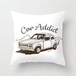 car lover Throw Pillow