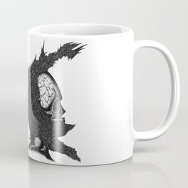 Helm of Your Own Making Coffee Mug