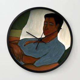 Lady Day Wall Clock
