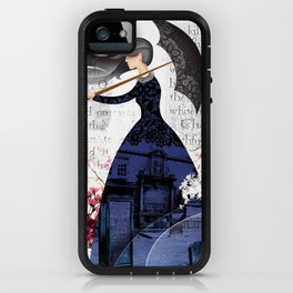 THE COVENANTER'S WIDOW iPhone Case