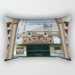 CINEMA PANTHEON Rectangular Pillow