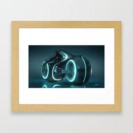 testtest Framed Art Print