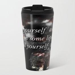 Pour A Drink Metal Travel Mug