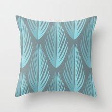 Sunny Tropics 4 Throw Pillow