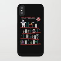 donkey iPhone & iPod Cases featuring Donkey Puft by Mike Handy Art