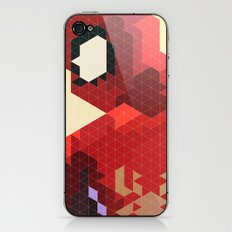 Geometric Spider-Man iPhone & iPod Skin