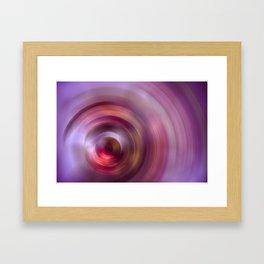 Zonda Framed Art Print