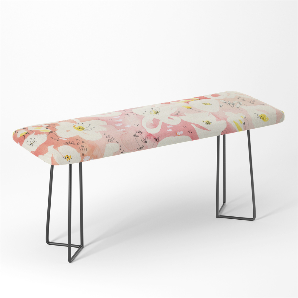 Spring_Field_in_Crimson_Peach_Bench_by_phoebegilpin
