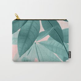 Pachira Aquatica #5 #foliage #decor #art #society6 Carry-All Pouch